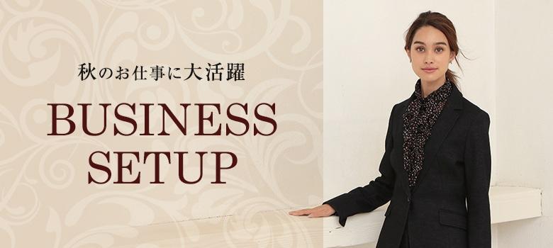 BUSINESS SETUP