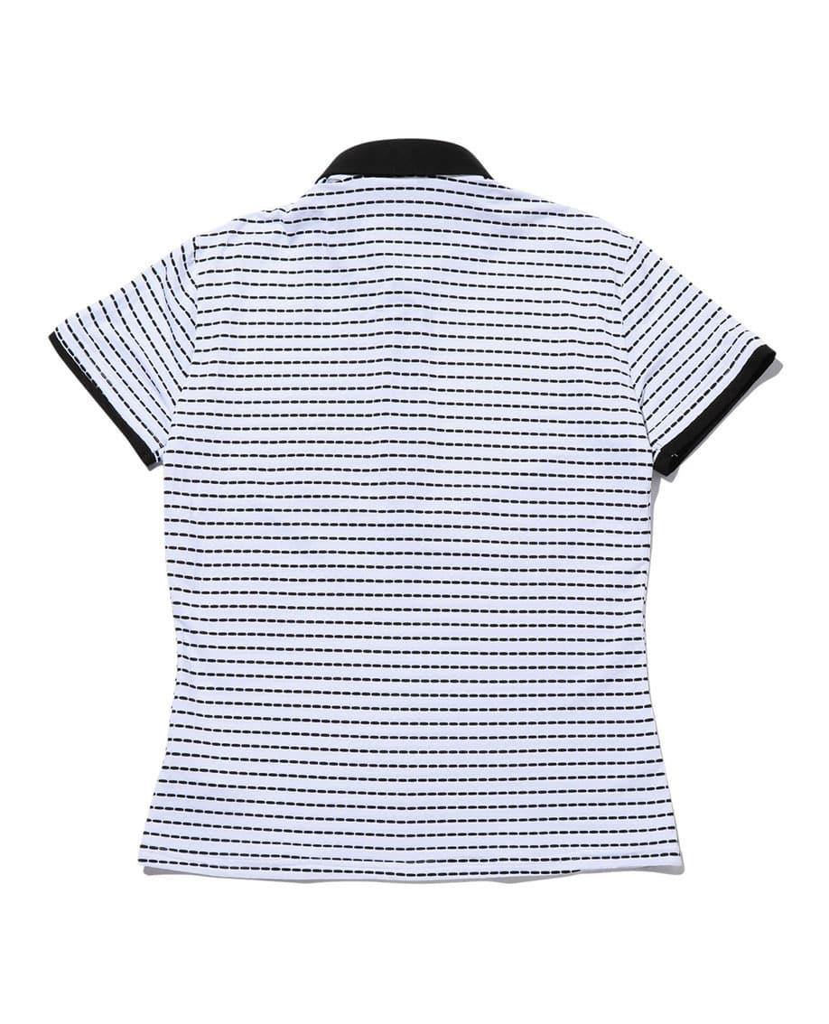 【MEN'S】イタリアンジャージポロシャツ