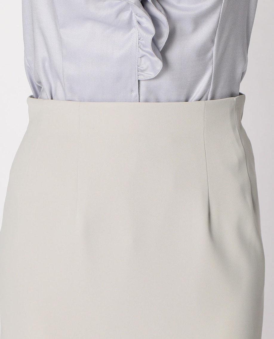 ナチュラルストレッチタイトスカート