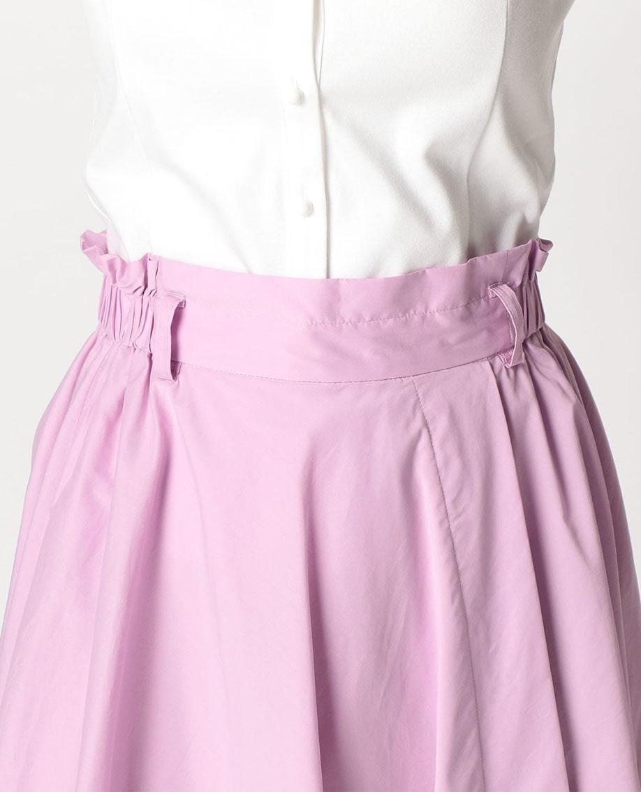 タイプライターカラースカート