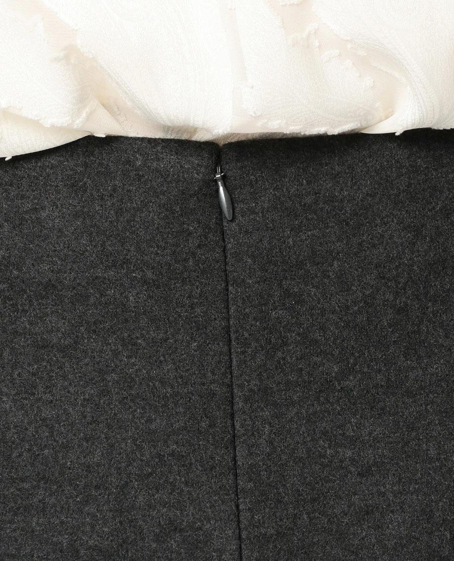 圧縮スムースタイトスカート