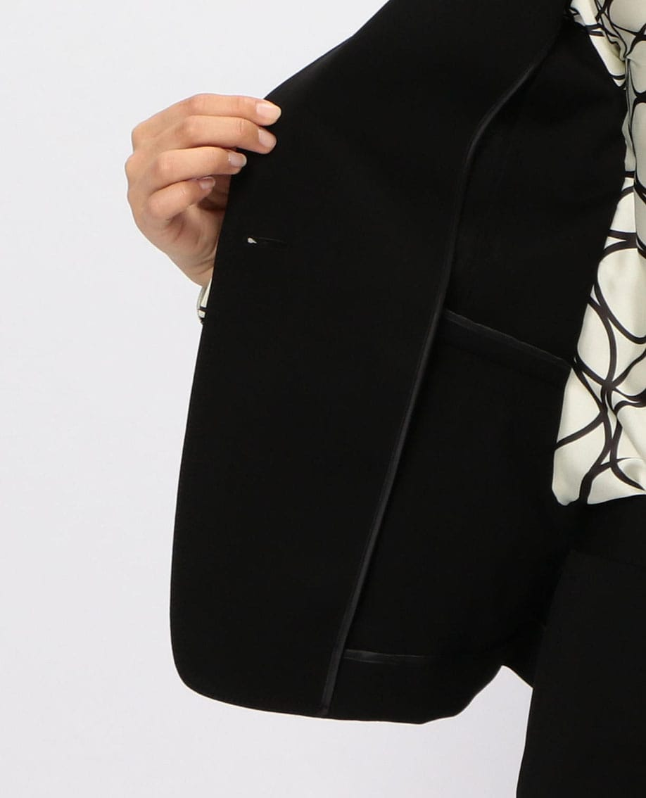 ポンチテーラードジャケット