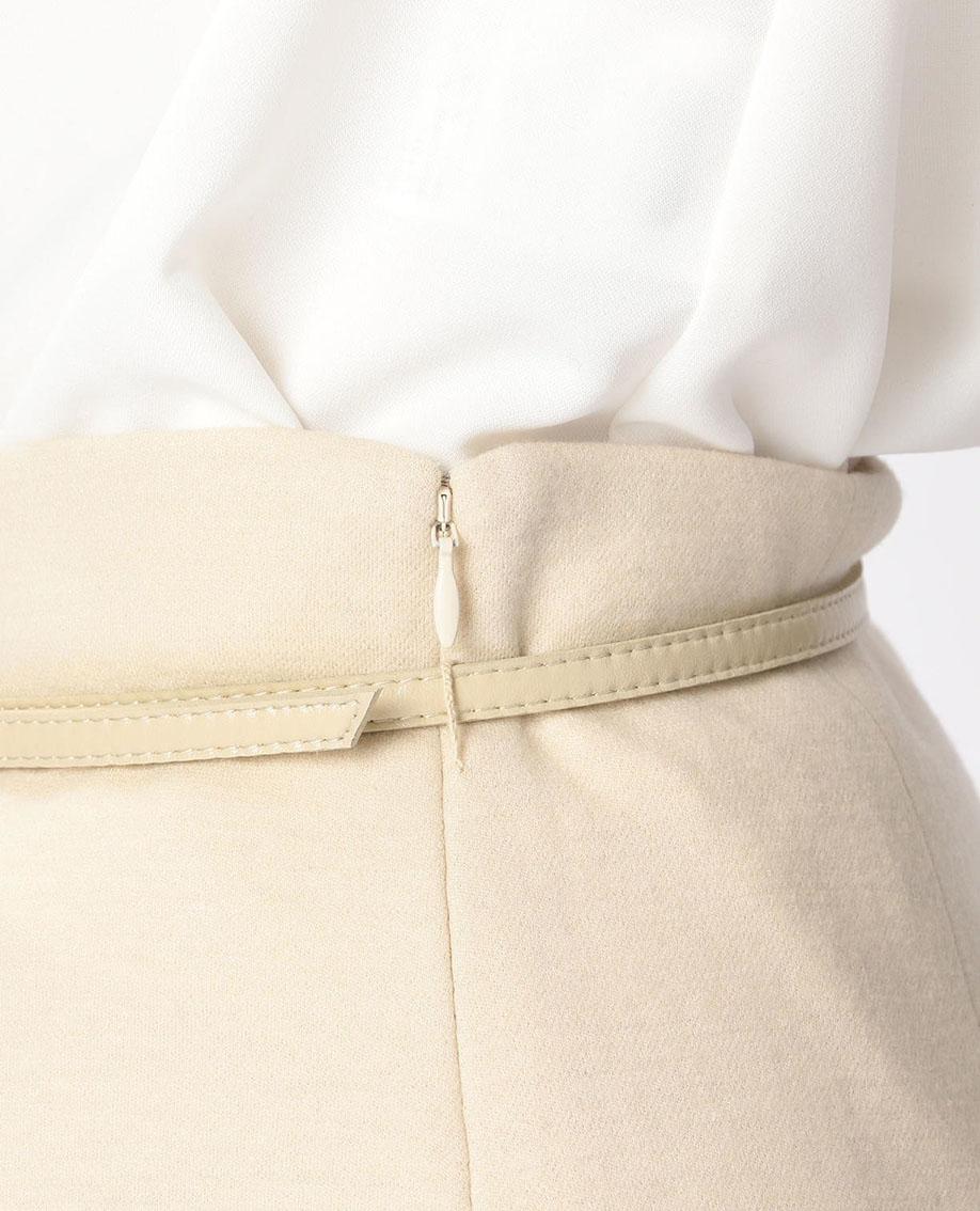 バーズアイフレアスカート