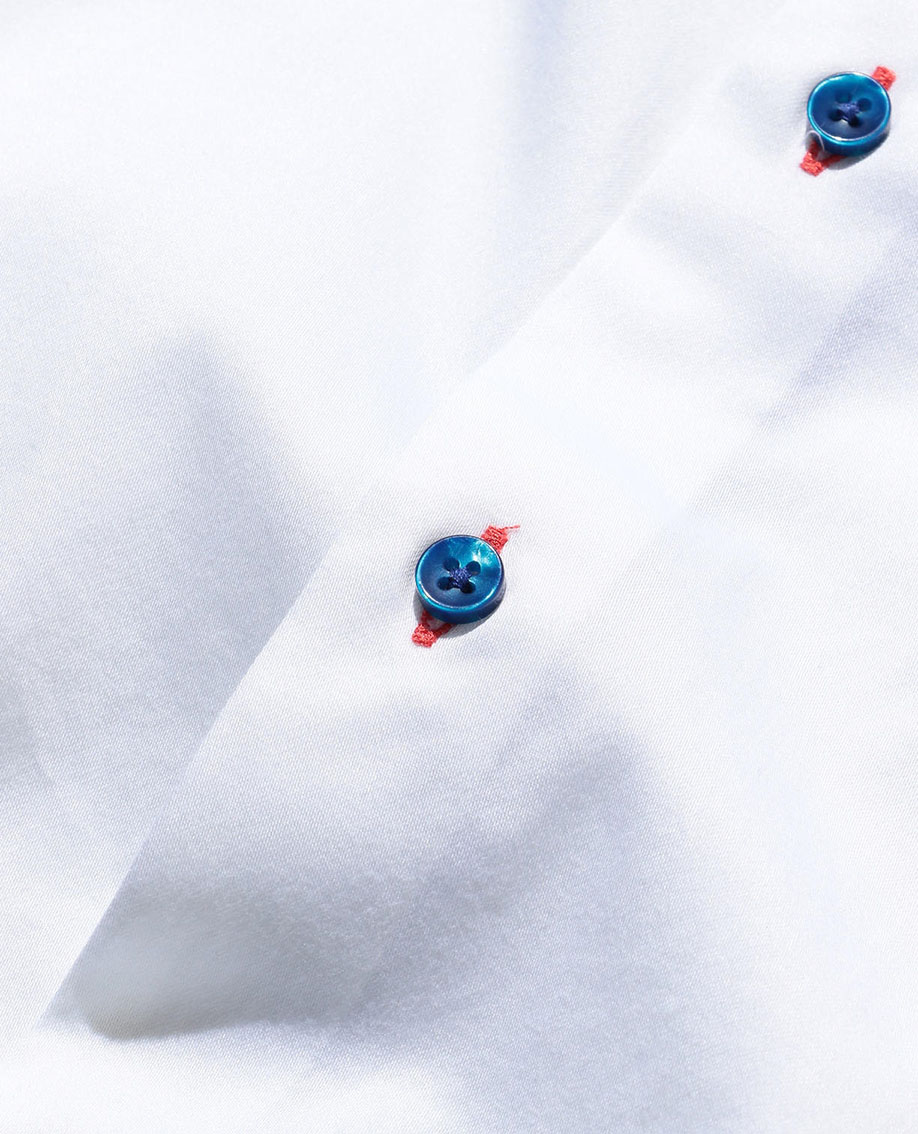 【MEN'S】2枚衿長袖シャツ