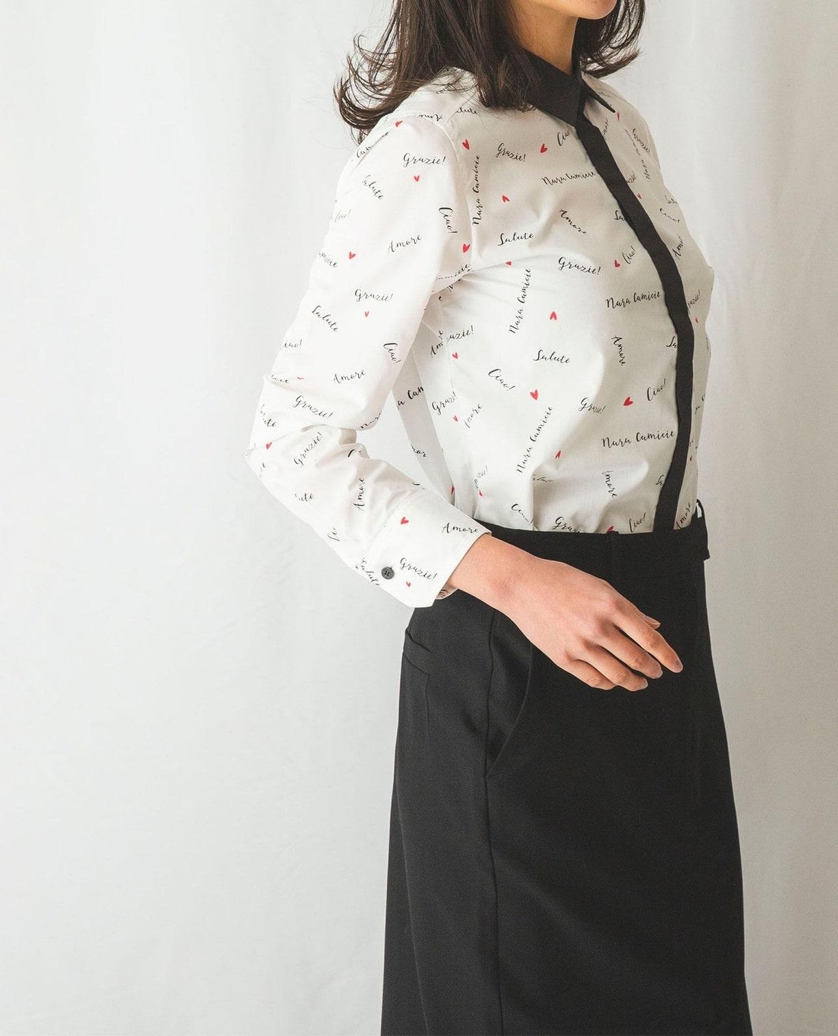 VIVA MODA ベーシックシャツ