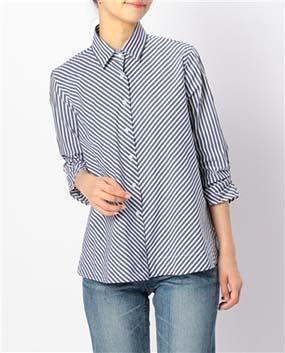 ロンドンストライプビックシャツ