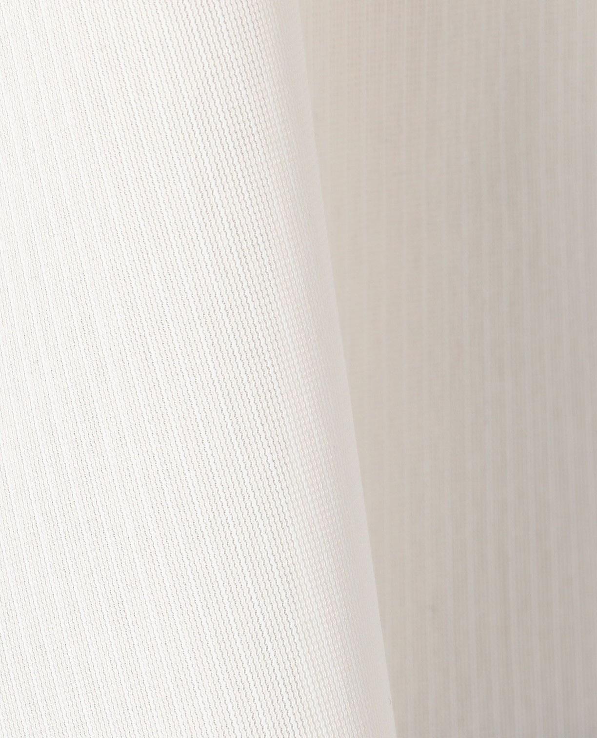 後ろストライプデザインカットソー