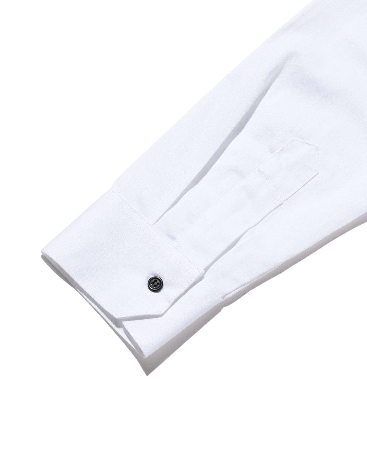 【MEN'S】フライフロント長袖シャツ