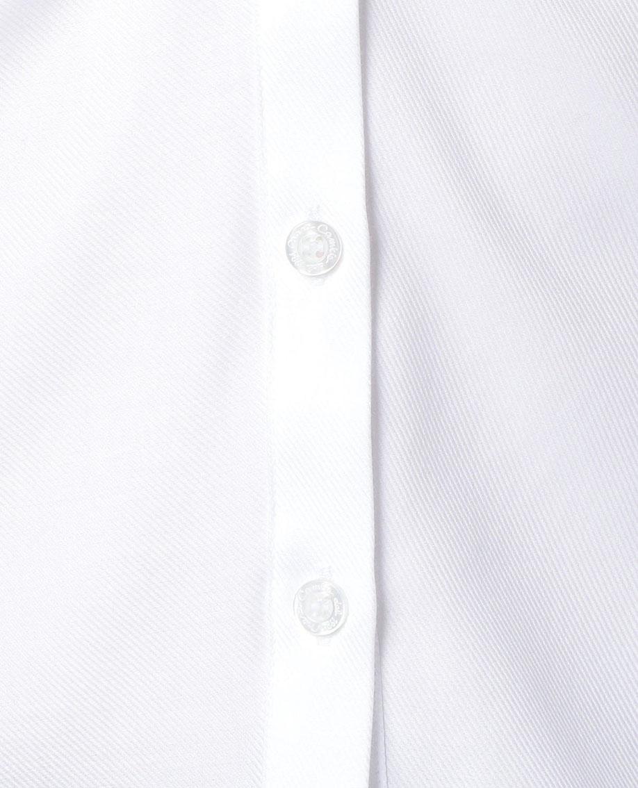 コットンツイルチューリップスリーブシャツ