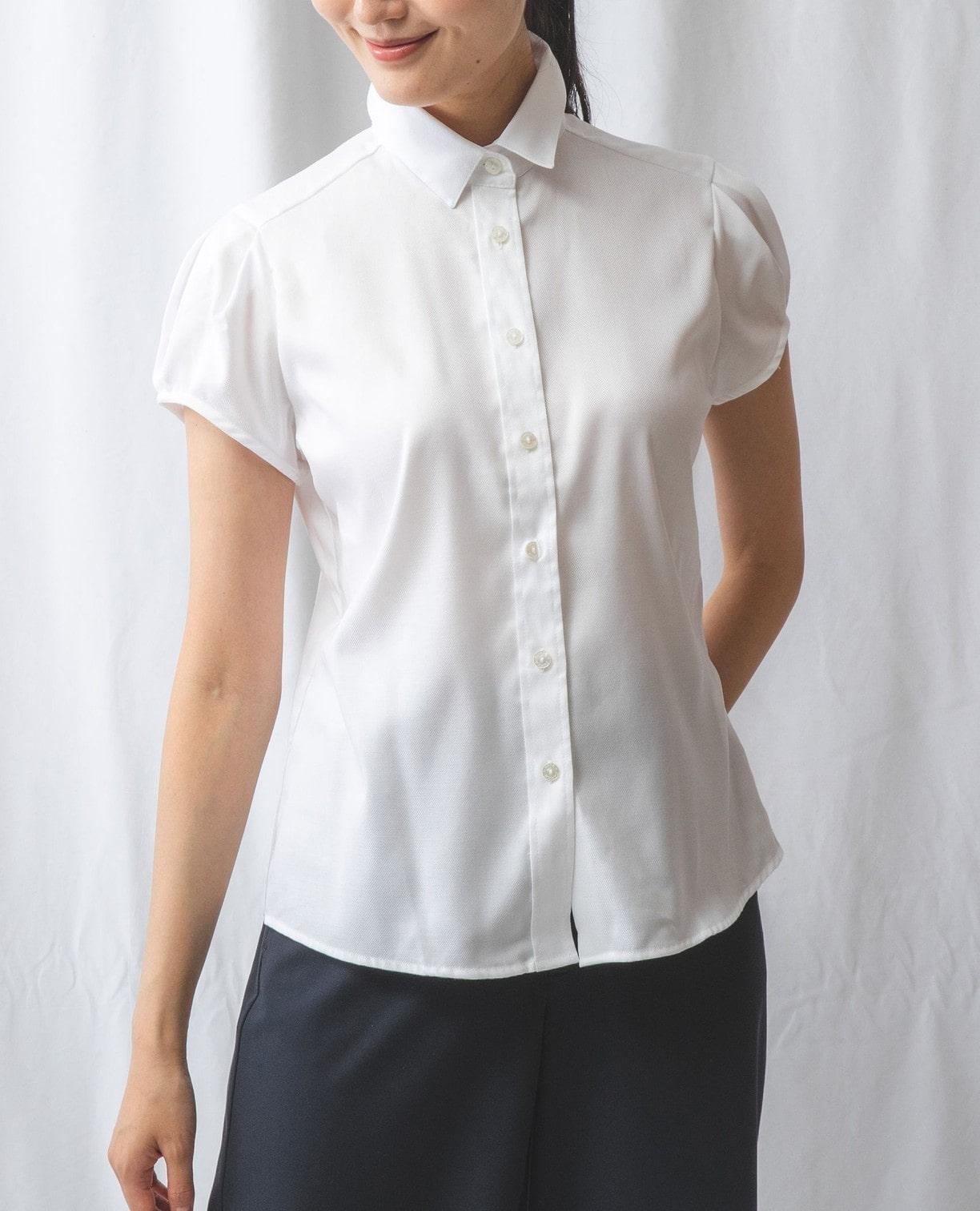 オックスベーシック半袖シャツ