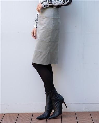 《セットアップスーツ対応》モクロディタイトスカート
